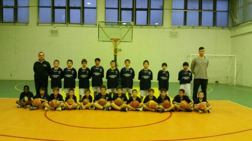 Academy Basket Fidenza – Cus ParmaBasket