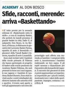 Gazzetta di Parma, 12 aprile 2016