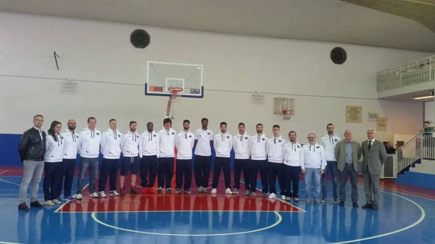 Academy Basket Fidenza 89 Polisportiva Molinella70