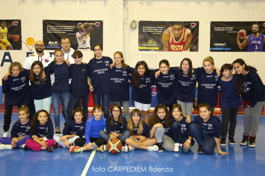 Debutto con vittoria per le Under13