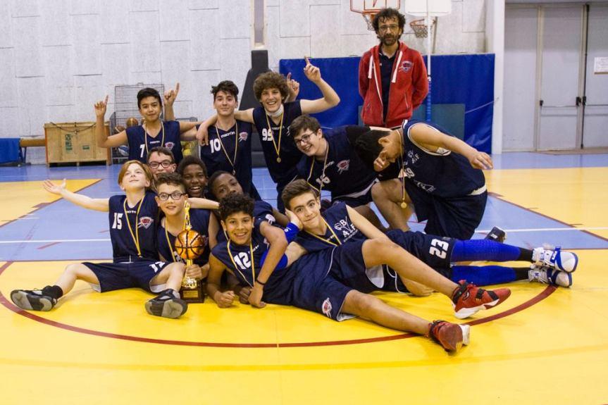 L'Under14 Csi vince il campionatoprovinciale
