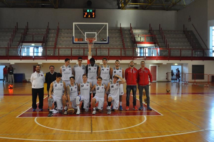 4^ giornata: Academy Basket Fidenza 54 – New Flying Balls Ozzano86