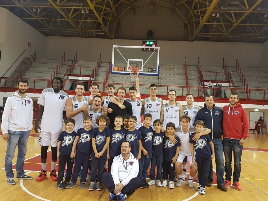 Academy Basket Fidenza 121 – BSL San Lazzaro80