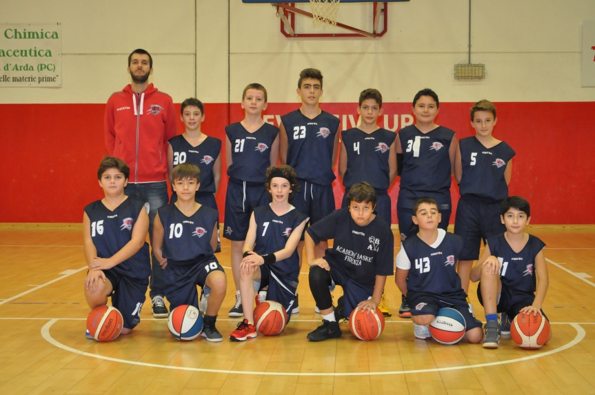 Academy Basket Fidenza, Under13