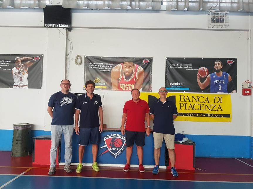 Giovanni Noli è il nuovo allenatore della prima squadra di AcademyFidenza